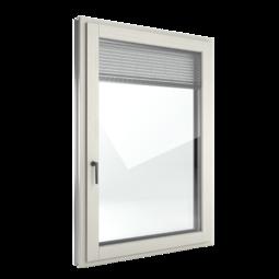 FIN-Ligna Slim-line Twin alluminio-legno