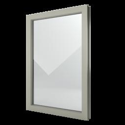 FIN-Window elemento fisso 90 PVC-PVC