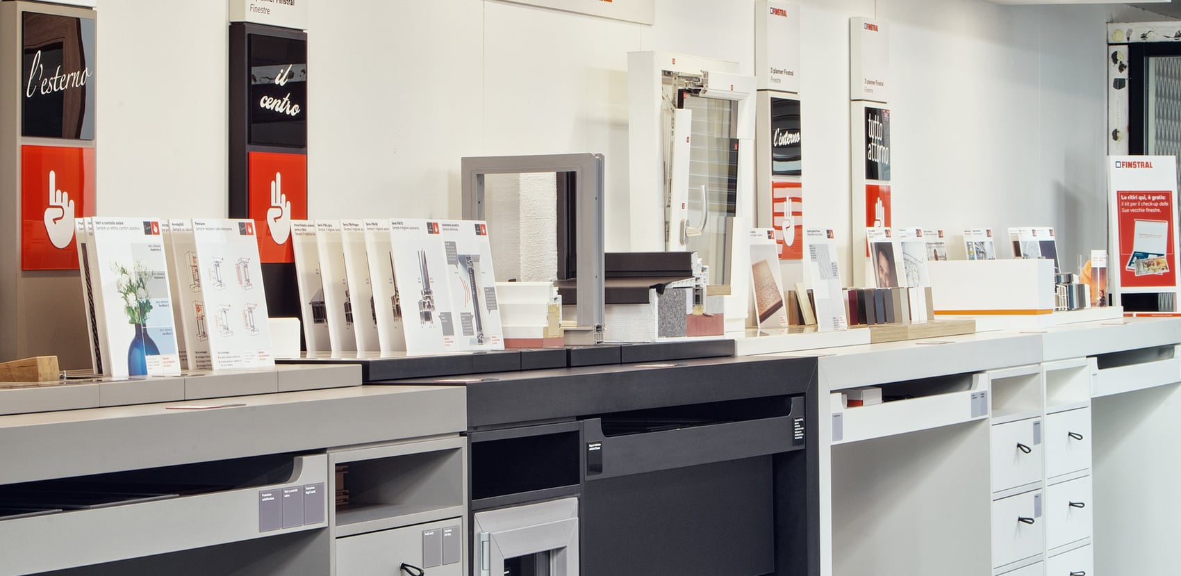 Desk di progettazione