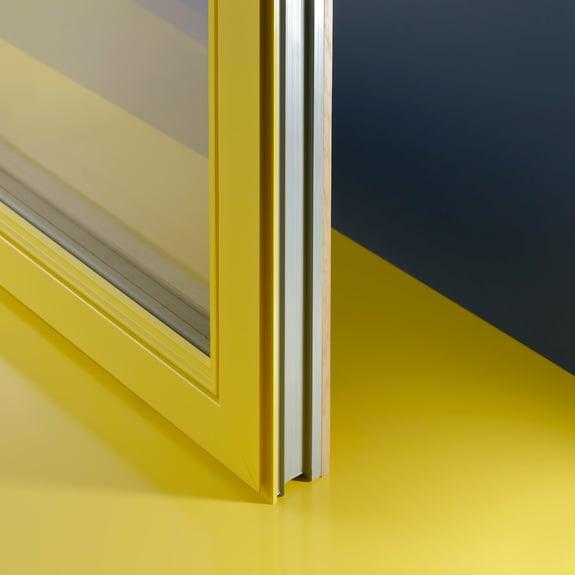 L'alluminio: massima personalizzazione.