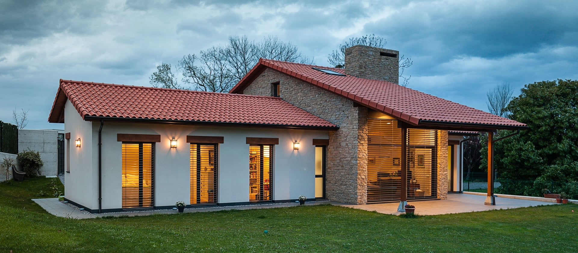 Passive house in Spain