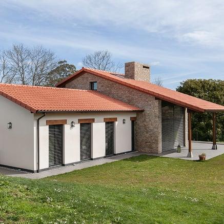 Passiefhuis in Spanje
