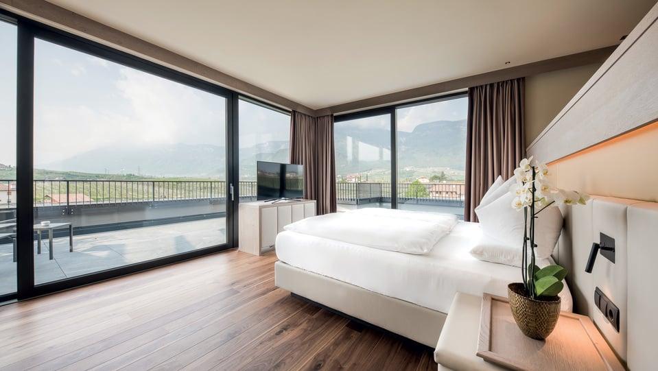 Hotel Weinegg en Girlan