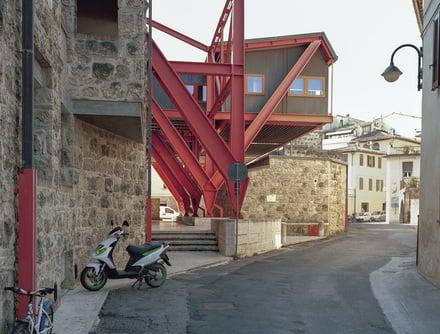 ITALOMODERN: Architektur in Oberitalien 1946-1976.