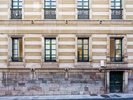 Habitation dans le centre historique de Gijón