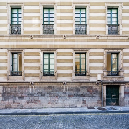 Huis in het historische centrum van Gijón