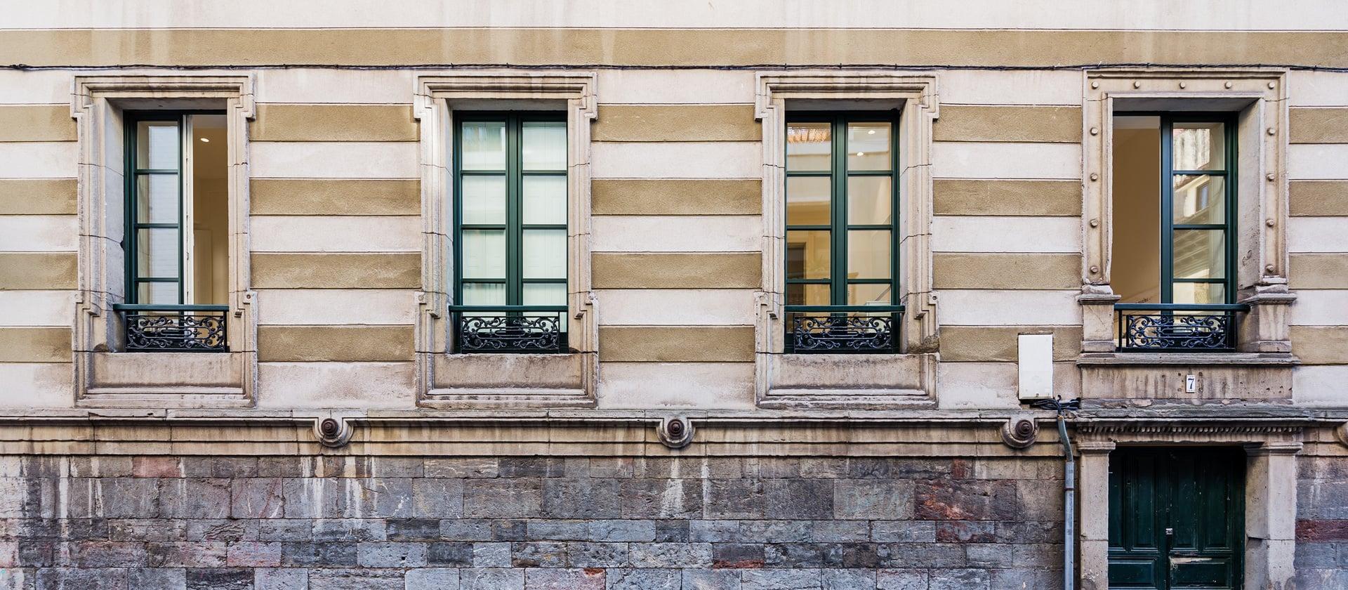 Haus im historischen Zentrum von Gijón