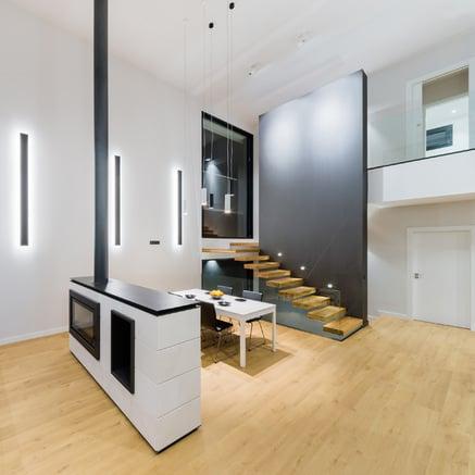 Casa unifamiliar en zona residencial de Gijón