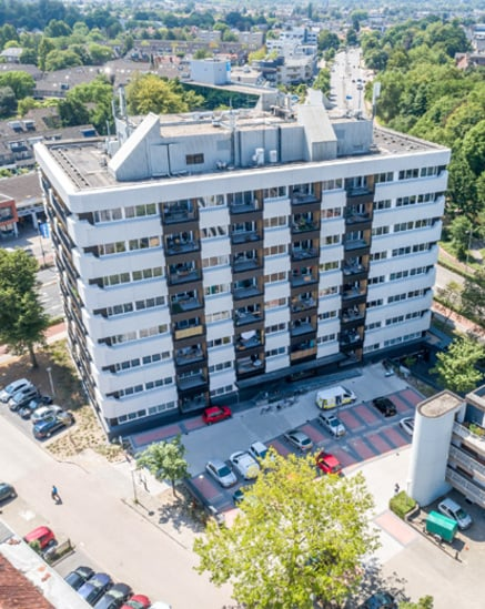 Appartements Cityside à Amersfoort