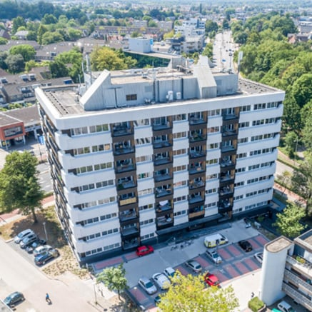 Cityside Apartments in Amersfoort