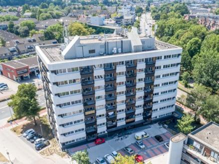 Cityside Apartments em Amersfoort