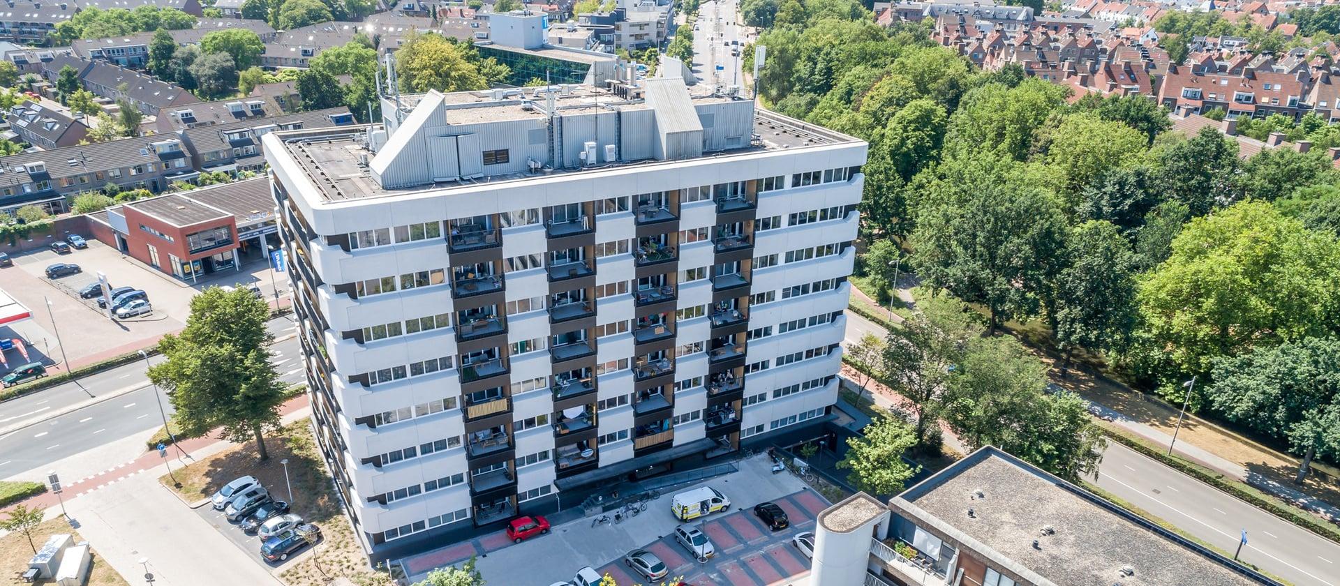 Cityside Apartments in Amersfoort