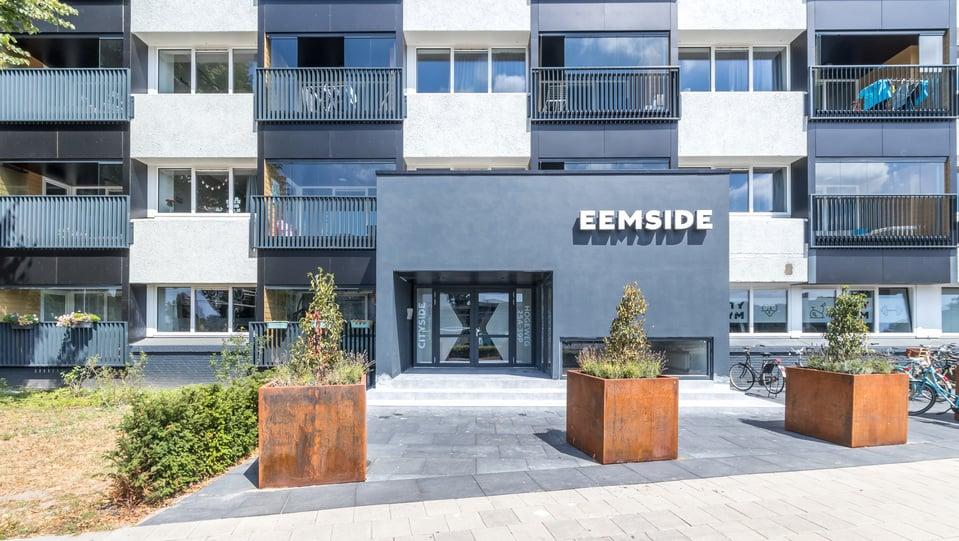 Cityside Apartments en Amersfoort