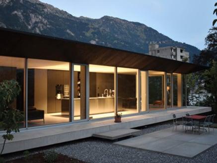 House in Switzerland