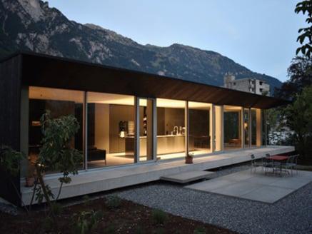 Huis in Zwitserland