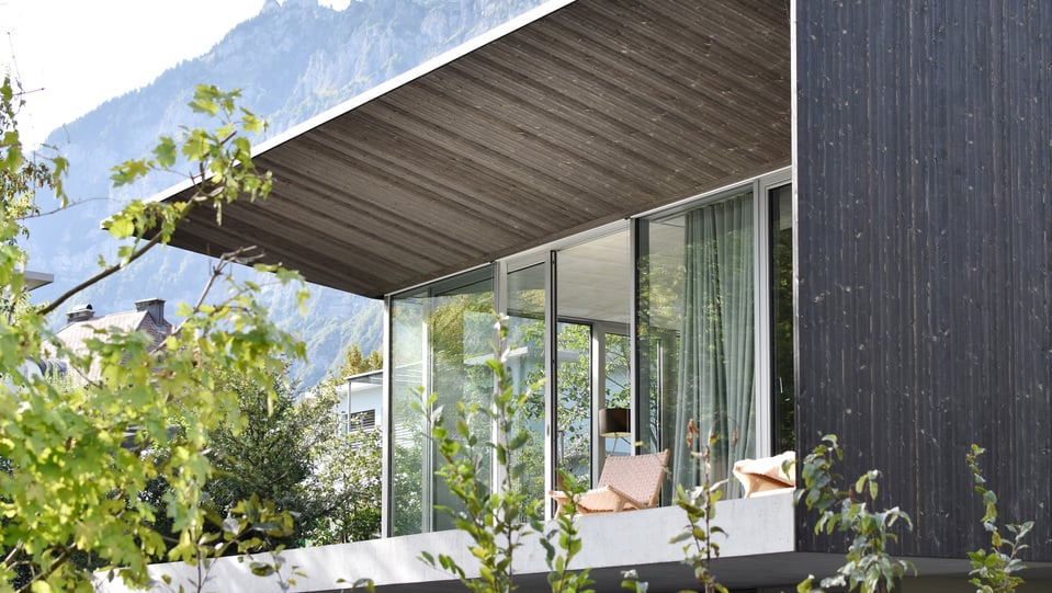 Casa na Suíça