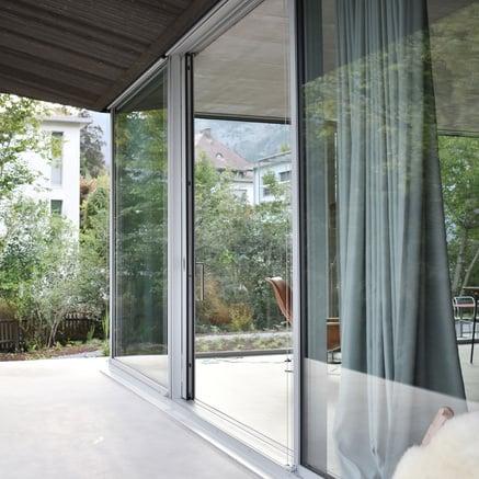 Maison en Suisse