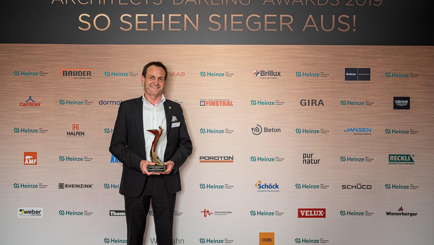 Heinze Architects' Darling Award 2019: