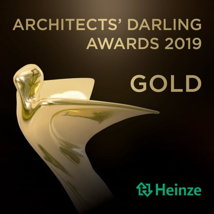 Heinze Architects' Darling Award 2019: