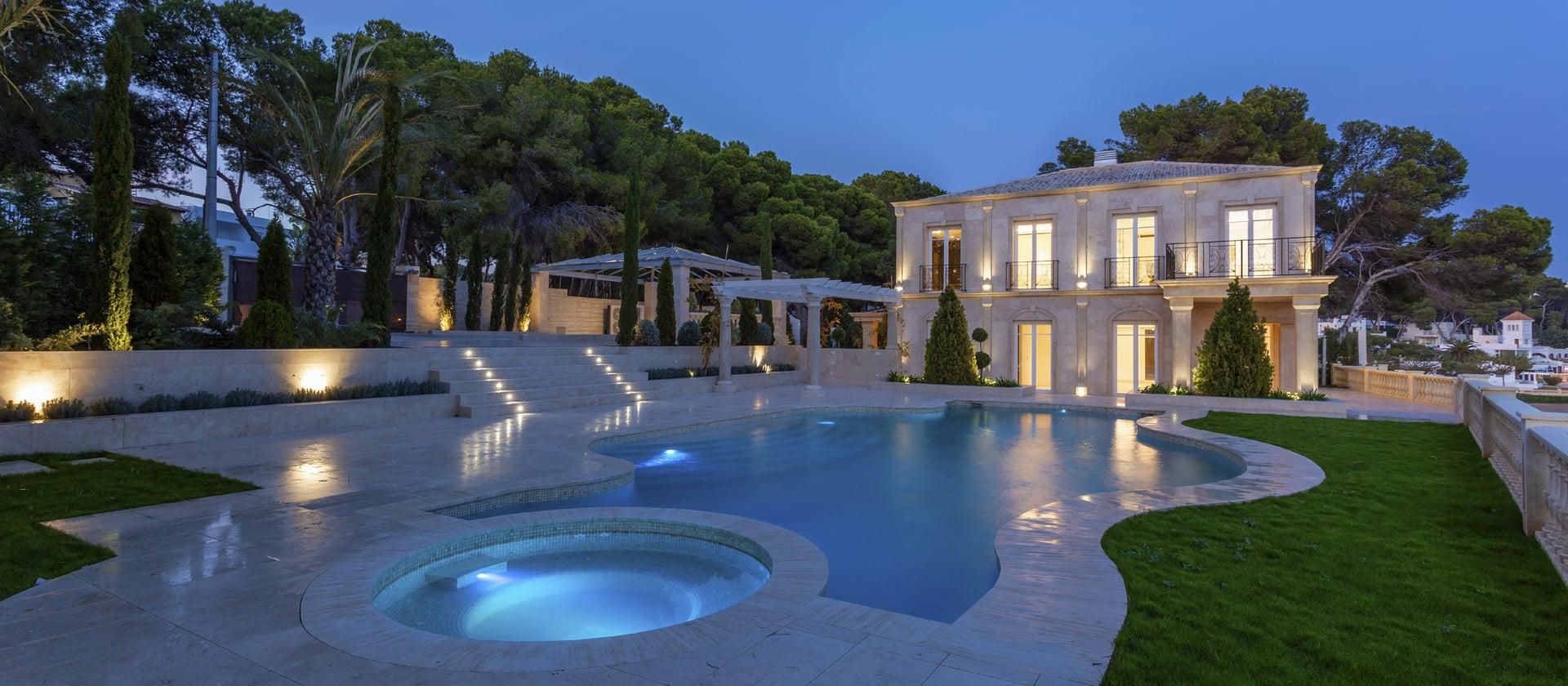 Villa bei Valencia