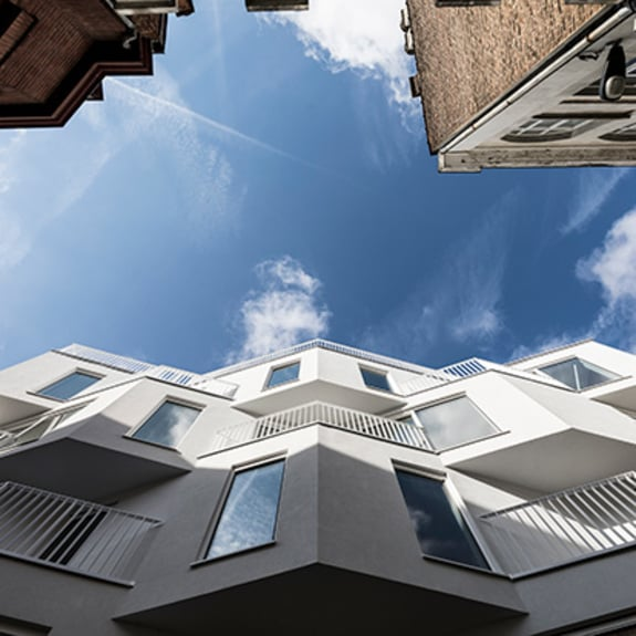 """""""Windows give form to entire buildings."""""""