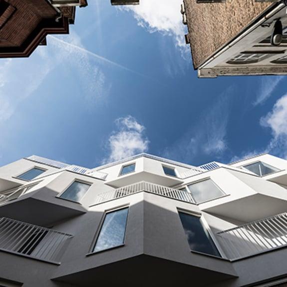 « Les fenêtres fixent l'esthétique du bâtiment. »