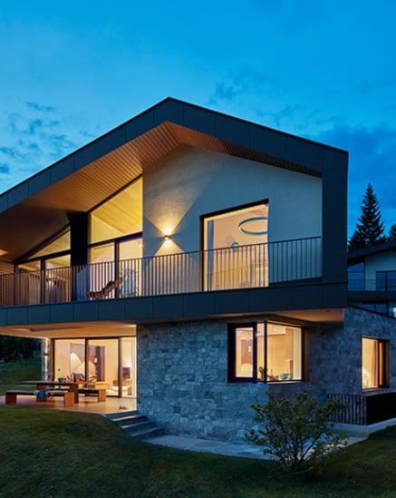 """""""Il PVC è il materiale ideale per le finestre."""""""