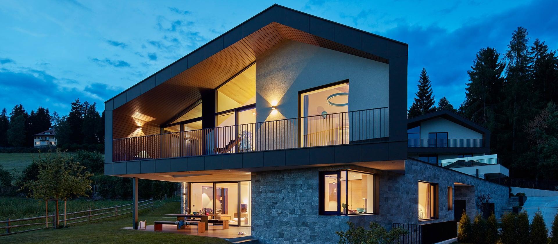 """""""PVC é o material ideal para janelas."""""""