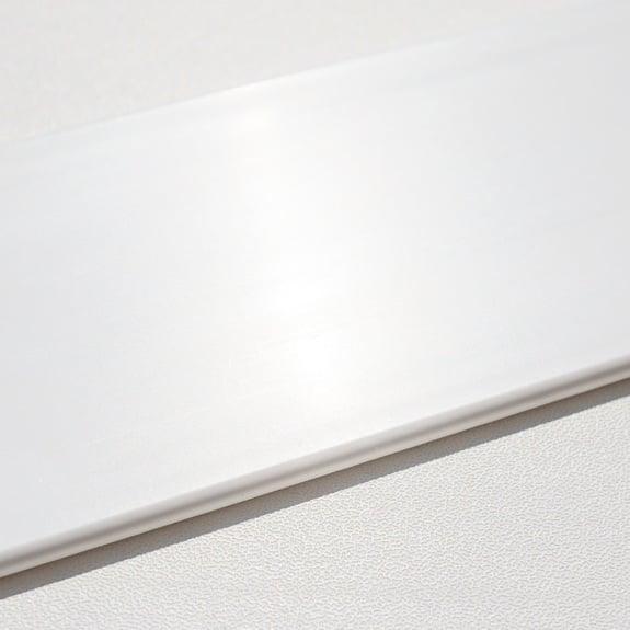 Superfície extralisa: resistente ao pó e fácil de limpar.