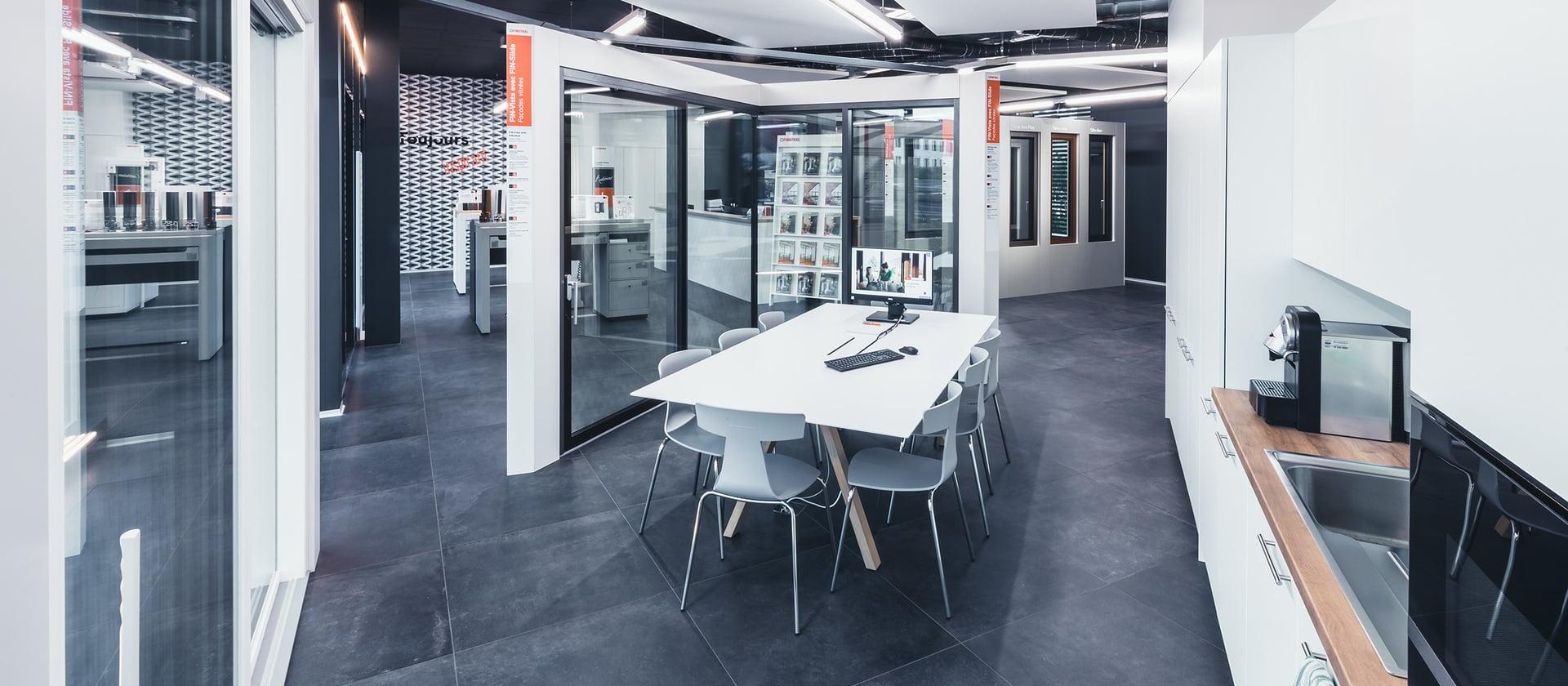 Finstral Studio Crissier
