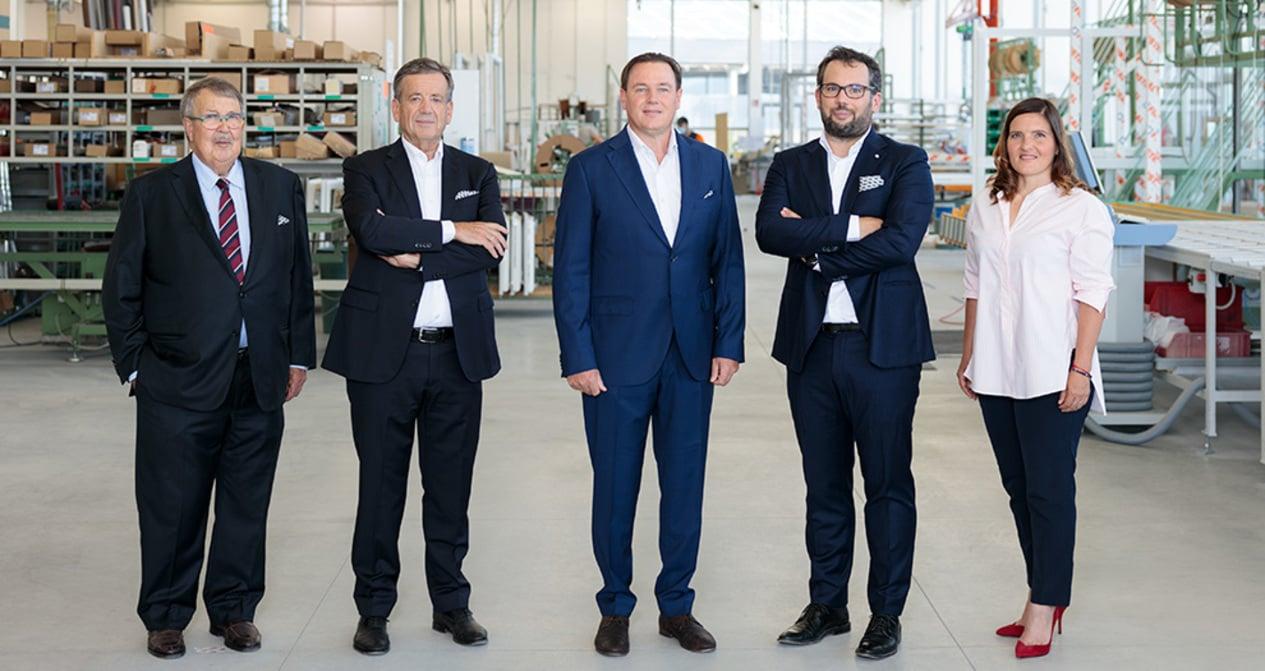 Nuovo Consiglio di Amministrazione: Finstral punta sulla continuità.