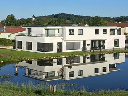 Arztpraxis im fränkischen Seenland