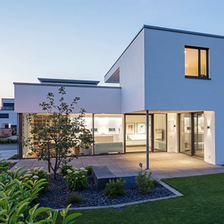 Single-family house in the Rhine-Main area