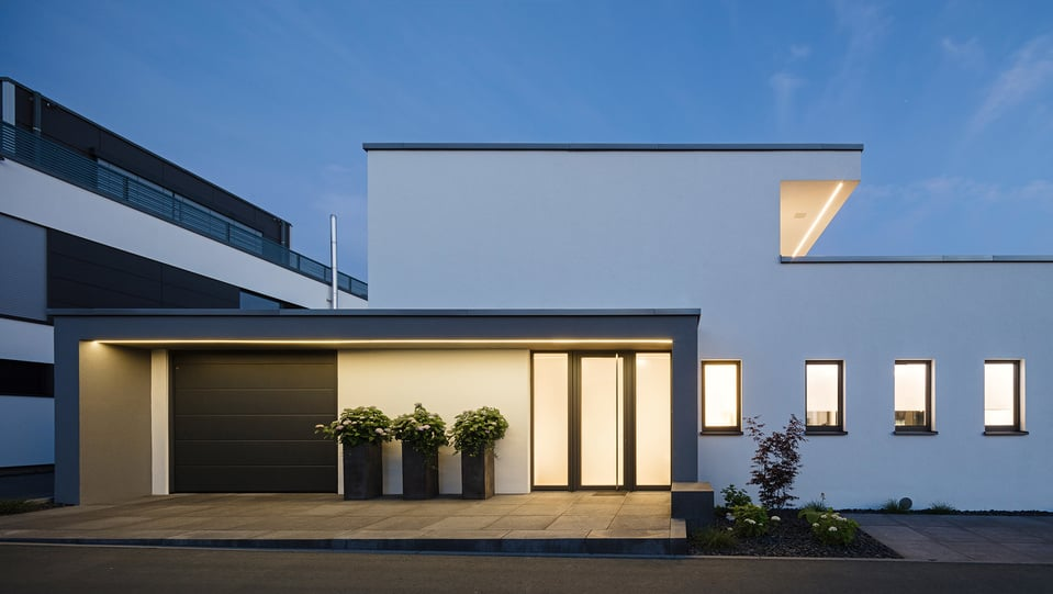 Maison individuelle dans la région Rhin-Main