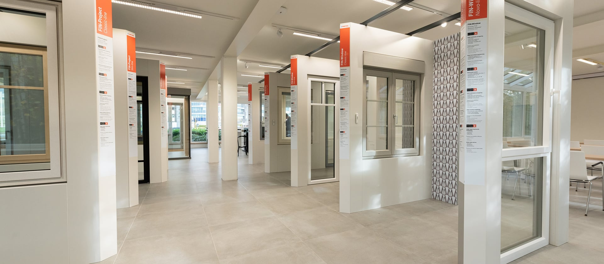 Finstral Studio Brussels