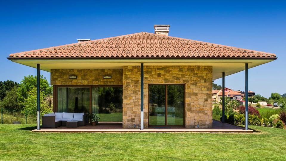 Single-family house in Illas