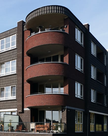 Apartment building in Eindhoven