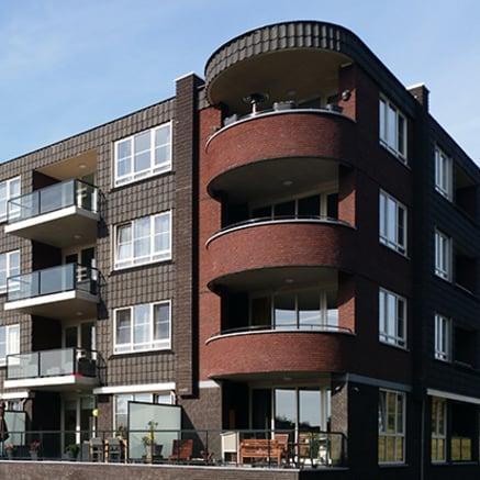Appartementencomplex in Eindhoven