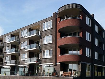 Immeuble d'habitation à Eindhoven