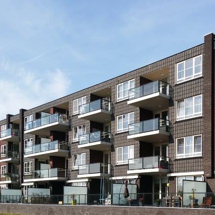 Apartmenthaus in Eindhoven