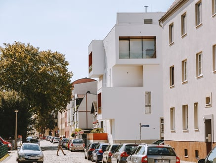Multi-family house in Magdeburg