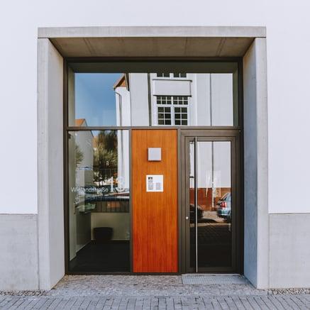 Prédio em Magdeburgo
