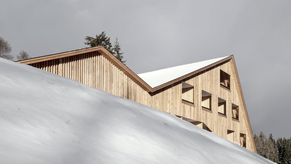 Rifugio vista Dolomiti