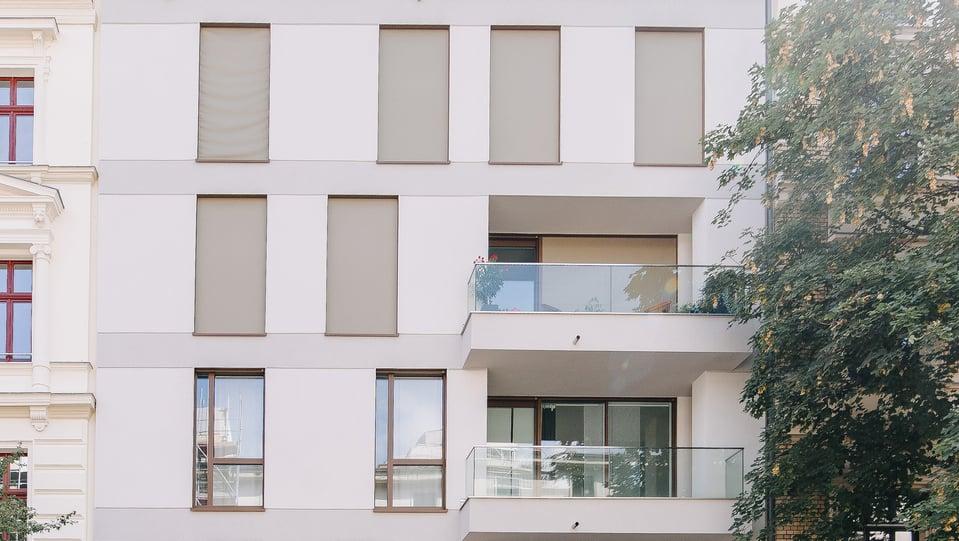 Das Stadthaus Leibniz 47 in Magdeburg