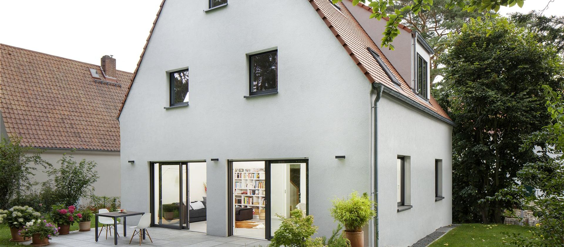 Maison individuelle à Berlin