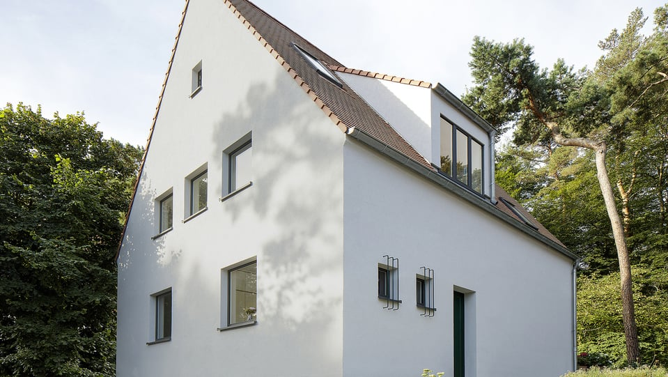 Casa unifamiliare a Berlino