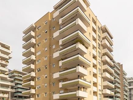 New build in Bozen