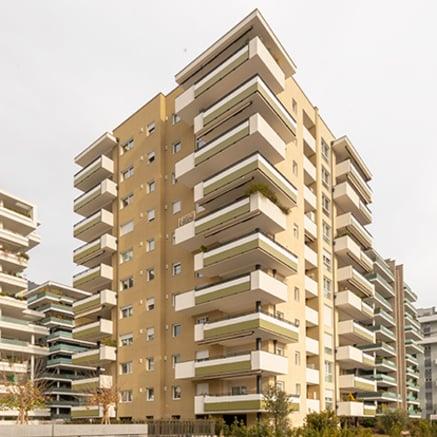 Nuevo edificio en Bolzano