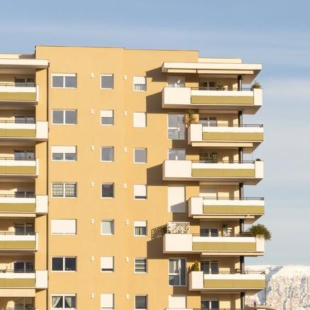 Nieuwbouw in Bolzano