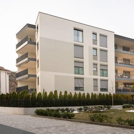 Condominio Manzoni Garden a Merano